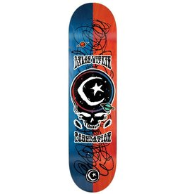 "Foundation Skateboards Witkin Cosmic Voyage 8.5"""