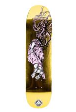 """Welcome Skateboards Transcend on Son Of Moontrimmer 8.25"""" Gold Foil"""