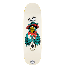 """Welcome Skateboards Victim of Time on Baculus 2 9.8"""" Bone"""