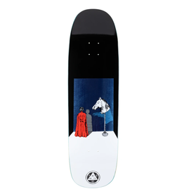 """Welcome Skateboards Haunted Horse on Golem 9.25"""" Black/White"""