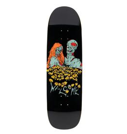 "Welcome Skateboards Zombie Love on Boline 9.25"" Black"