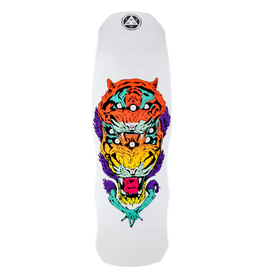 """Welcome Skateboards Triger on Dark Lord 9.75"""" White Dip"""