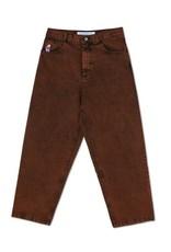 Polar Skate Co. Big Boy Jeans Orange/Black