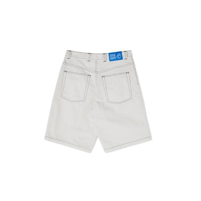Polar Skate Co. Big Boy Shorts Washed White