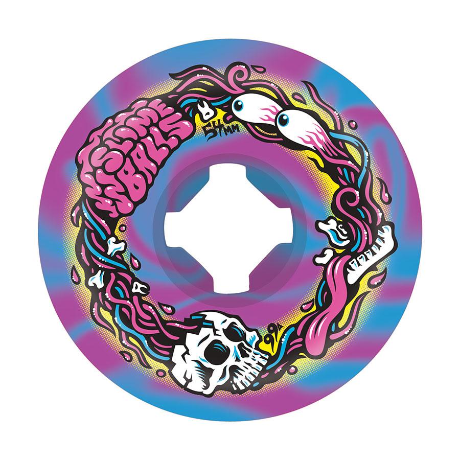 Slimeballs Brains Speedballs Blue/Purple 99a 54