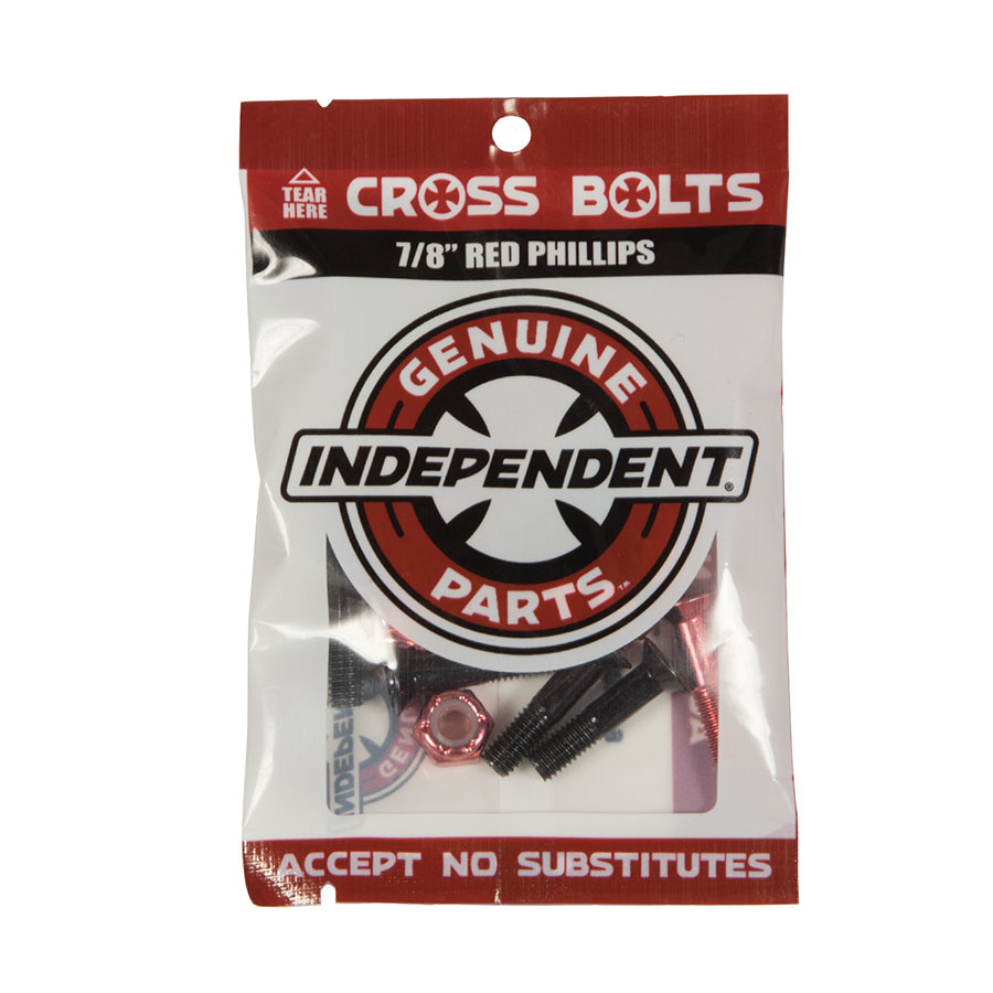 Independent Truck Co. Indy Cross Phillips 7/8 Black/Red