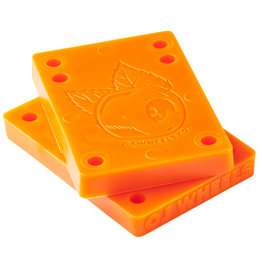 OJ Wheels Juice Cubes Riser 3/8 Orange