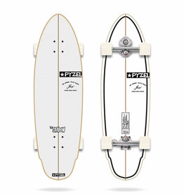 """YOW Surfskate Shadow 33.5"""" Pyzel Complete"""