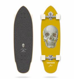 """YOW Surfskate Lane Splitter 34"""" Christenson Complete"""