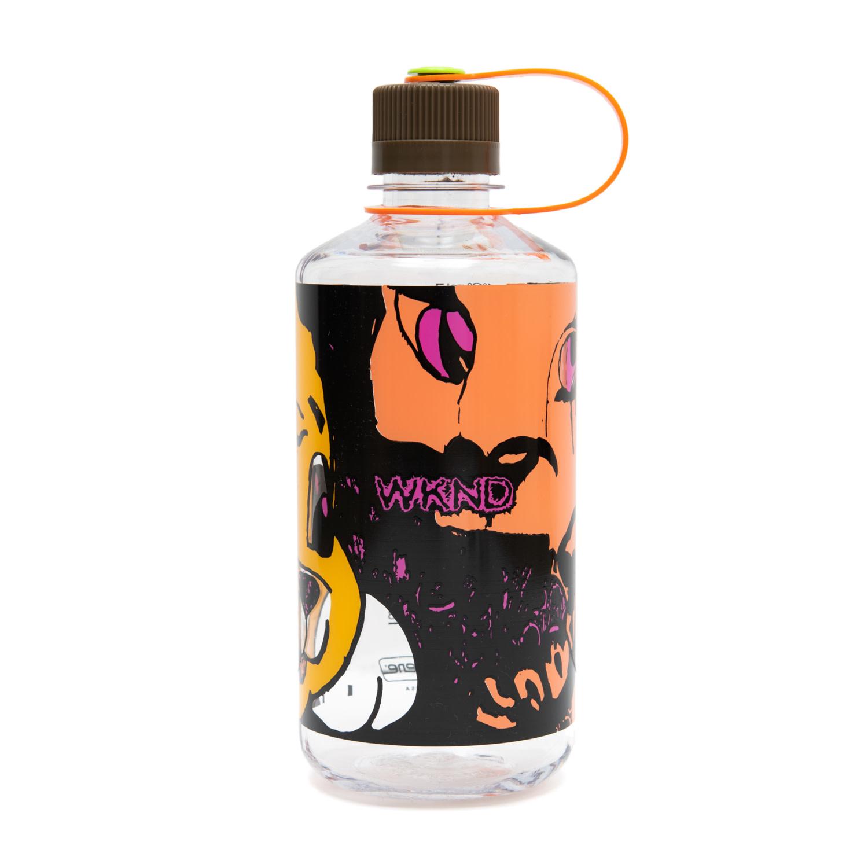 WKND SD Nalgene Bottle Orange/Woodsman
