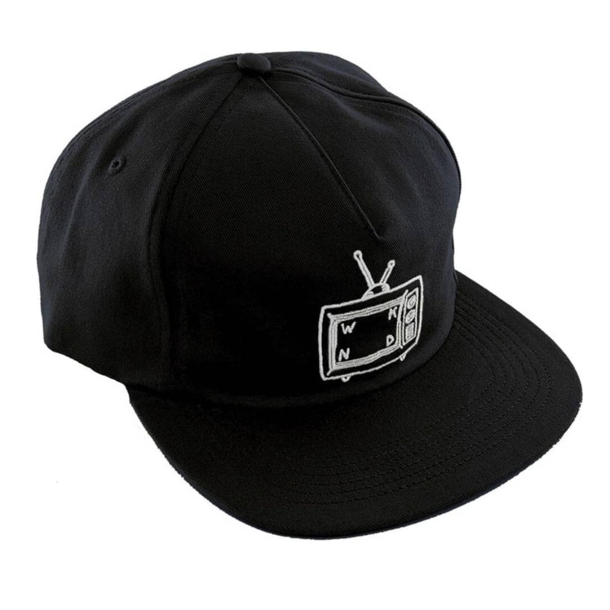 WKND TV Logo Black Cap