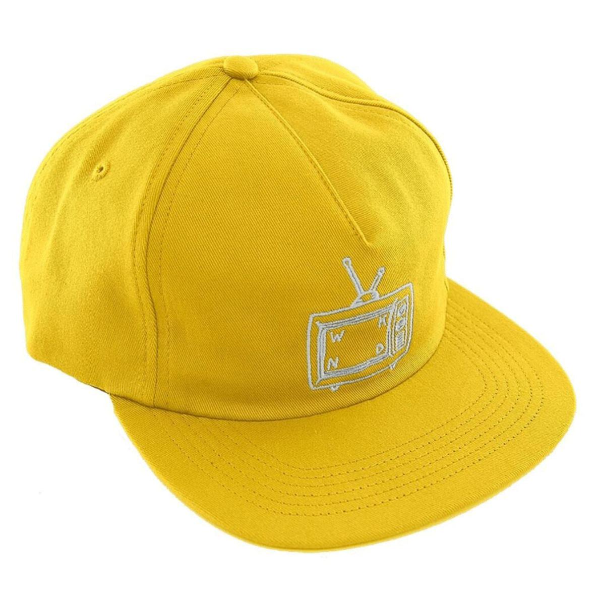 WKND TV Logo Yellow Cap