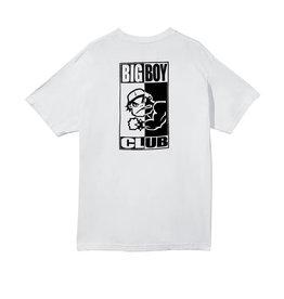 Deathwish Skateboards Big Boy Club White Tee
