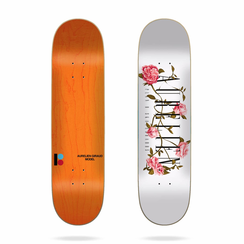 "Plan B Skateboards Roses Aurelien 8.0"""