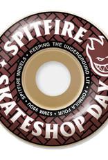 Spitfire Wheels Spitfire x Skate Shop Day F4 99 54mm
