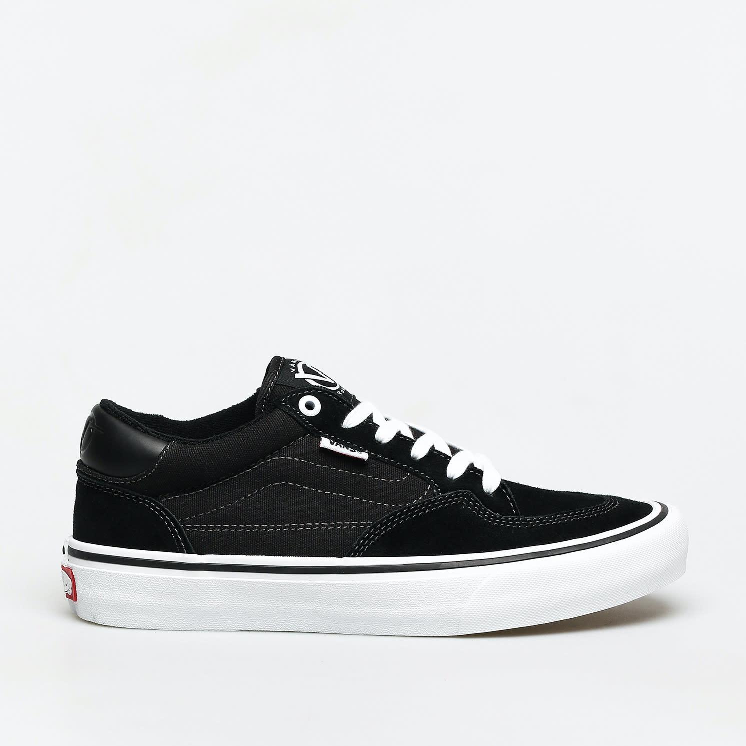 Vans Shoes Rowan Pro Black/White