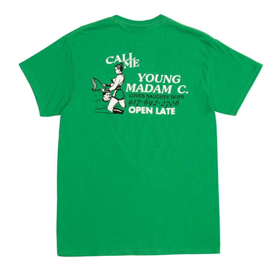 Call Me 917 Madam C Green