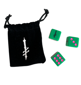 Deathwish Skateboards Roll The Dice 3pc Set