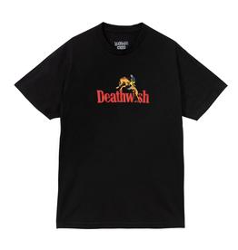 Deathwish Skateboards High Horse Black Tee