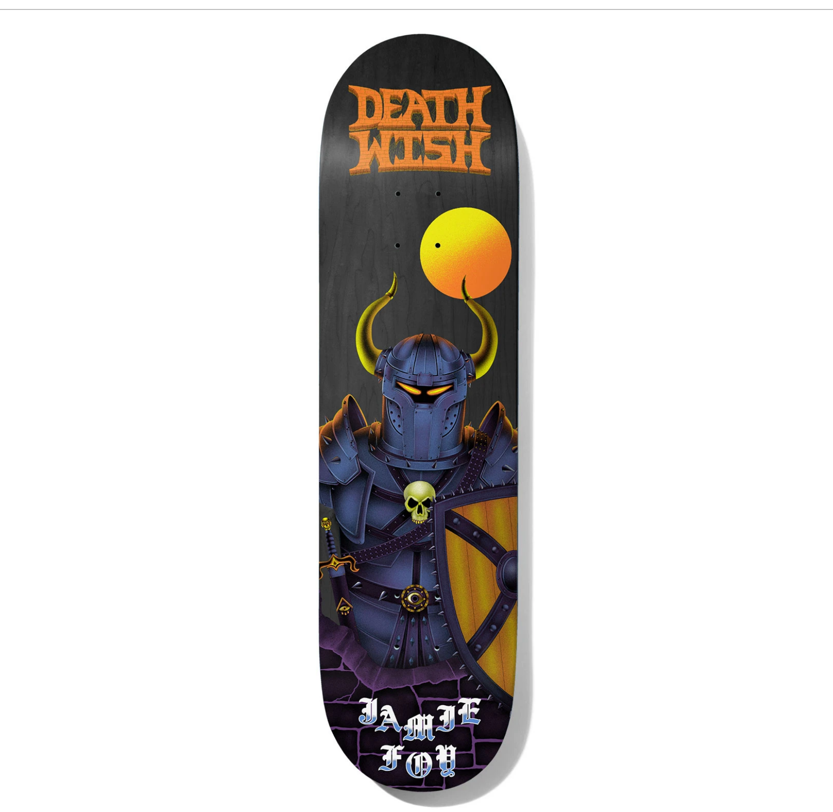 "Deathwish Skateboards JF War Masters 8.0"""
