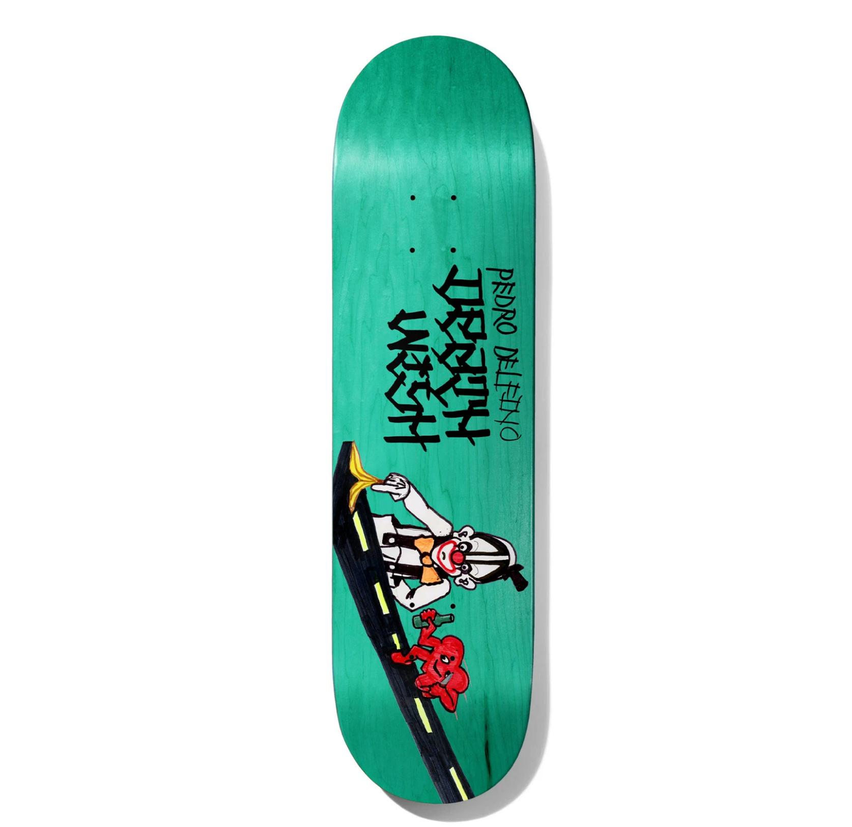 "Deathwish Skateboards PD Chatman 8.25"""