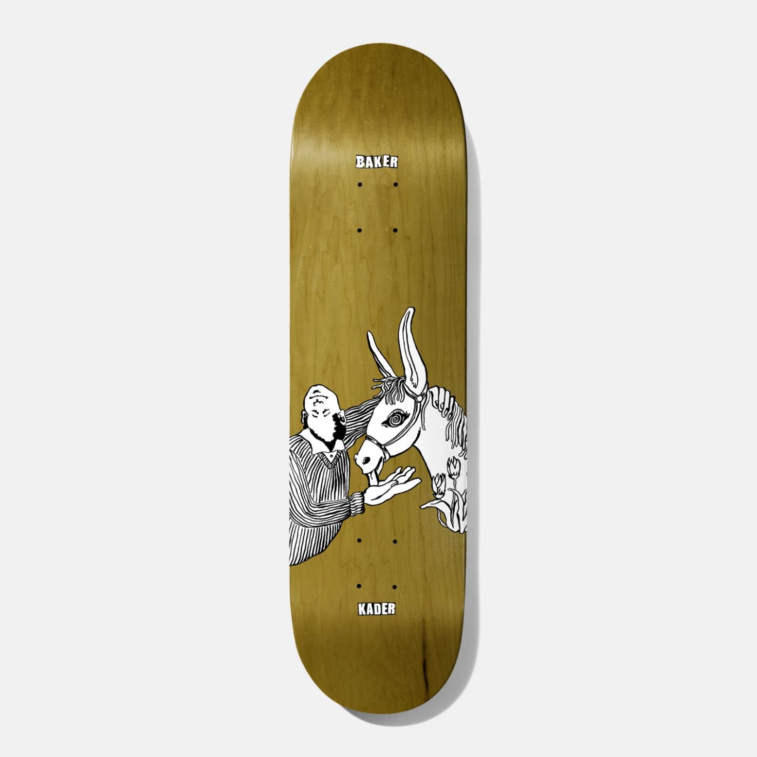 """Baker Skateboards KS Toon Goons 8.25"""""""