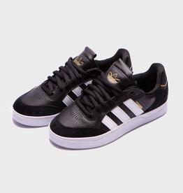 Adidas Tyshawn Low Black/White/Gold