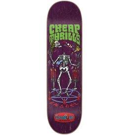 Creature Skateboards Baekkel Cheap Thrills 8.375
