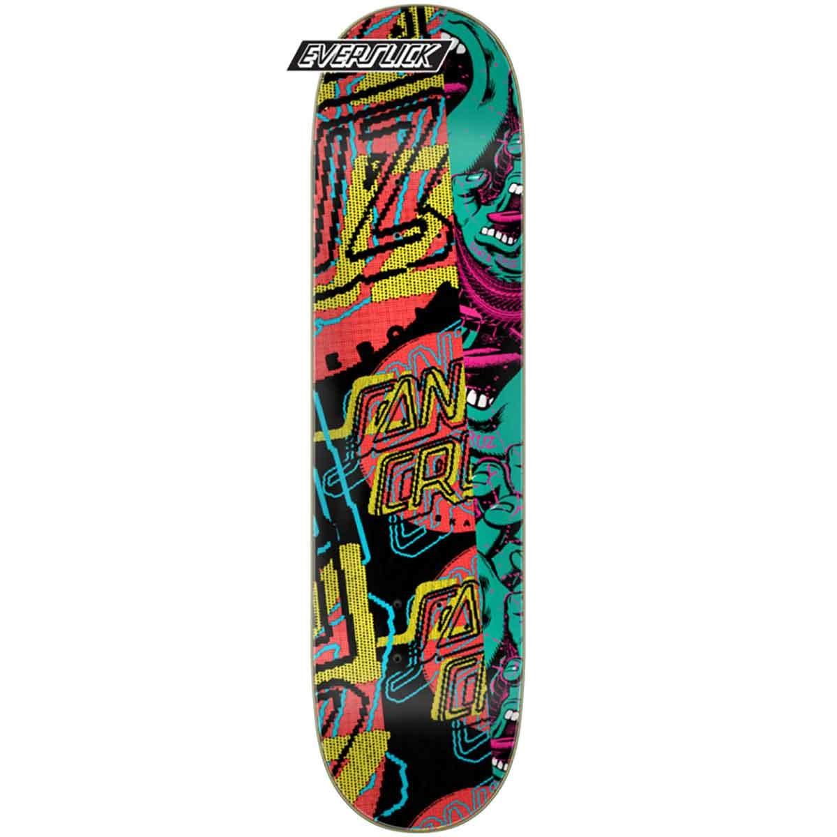 Santa Cruz Skateboards No Pattern Dot Everslick 8.0