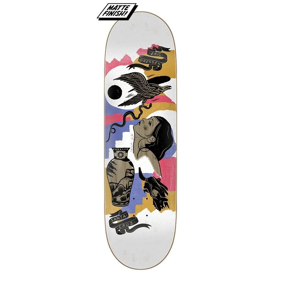 Santa Cruz Skateboards Dressen Seeker 9.0