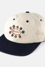 Baker Skateboards Floral Off White Snapback
