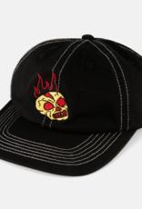 Baker Skateboards Skull Fire Black Snapback