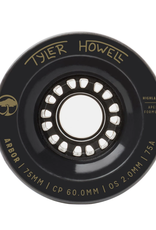 Arbor Highlands Tyler Howell 75a Black 75mm