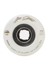 Arbor Spud Axel Serrat 82a White 64mm
