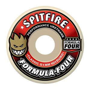 Spitfire Wheels Spitfire F4 101d Classic