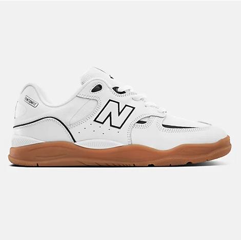 New Balance Numeric 1010 Tiago White Leather/Gum