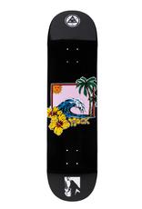 "Welcome Skateboards Evan Mock Mana on Pele 8.38"" Pearlescent Pink Dip"