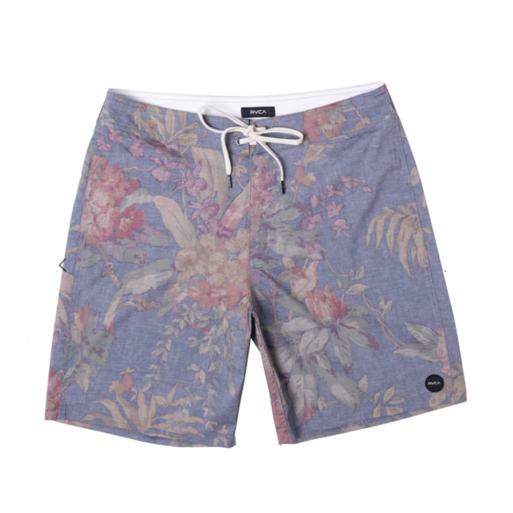 RVCA Painted Valley Boardshort Blue