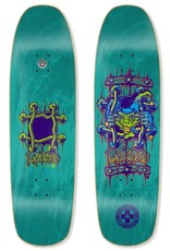 Black Label Lucero X-2 8.88 Turquoise Stain