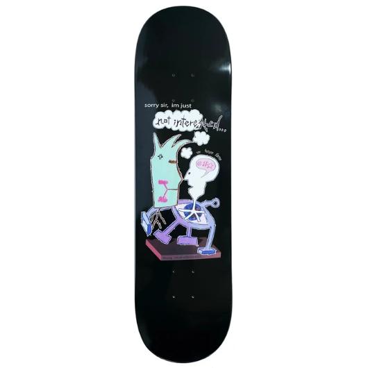 Frog Skateboards Not Intrested Pat G 8.38
