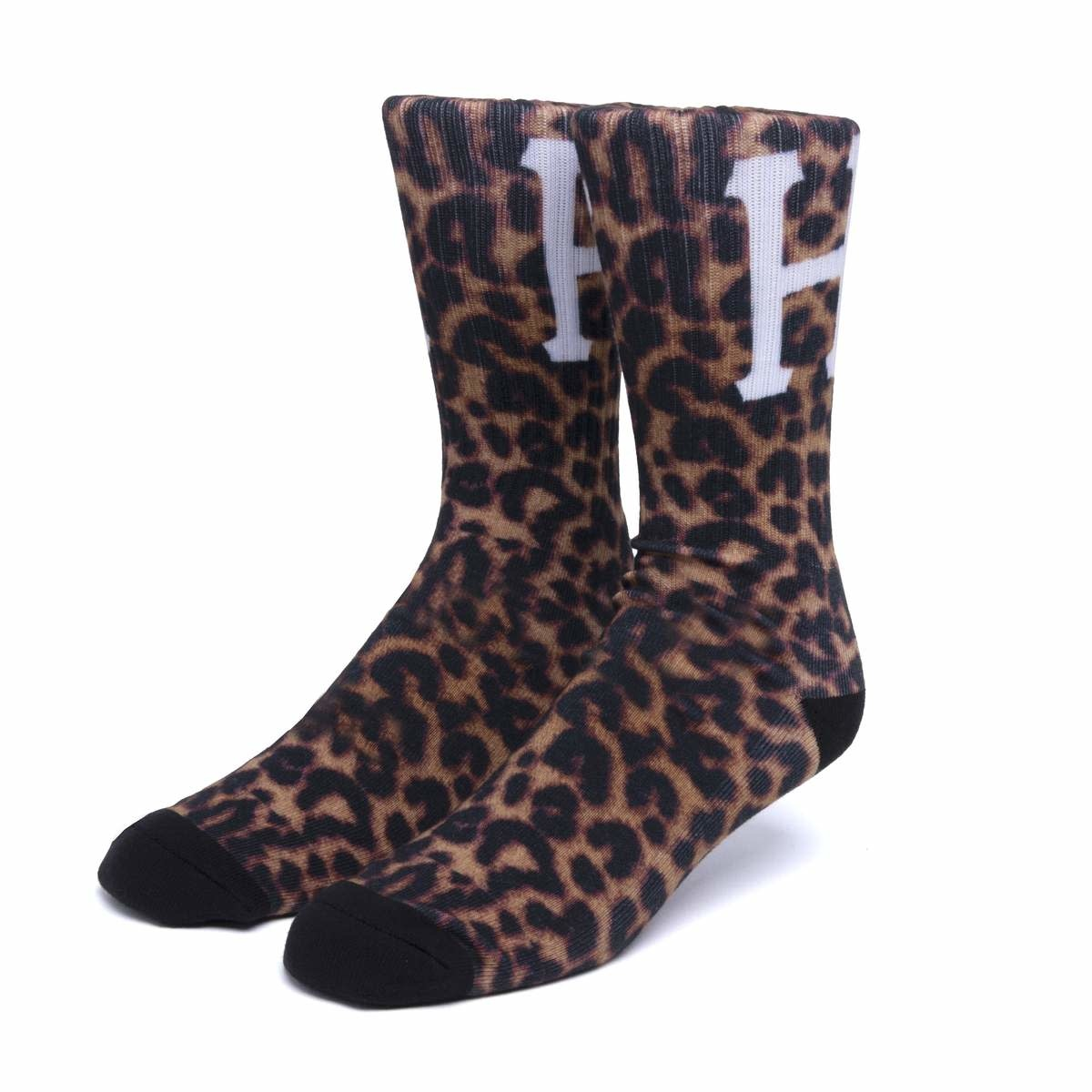 HUF Digital Leopard Sock