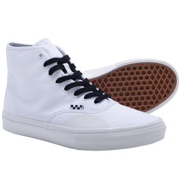 Vans Shoes Skate Authentic H x Hockey AA White