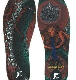 FP Insoles Moldable Kingfoam Elite Lizard King S 5-10.5