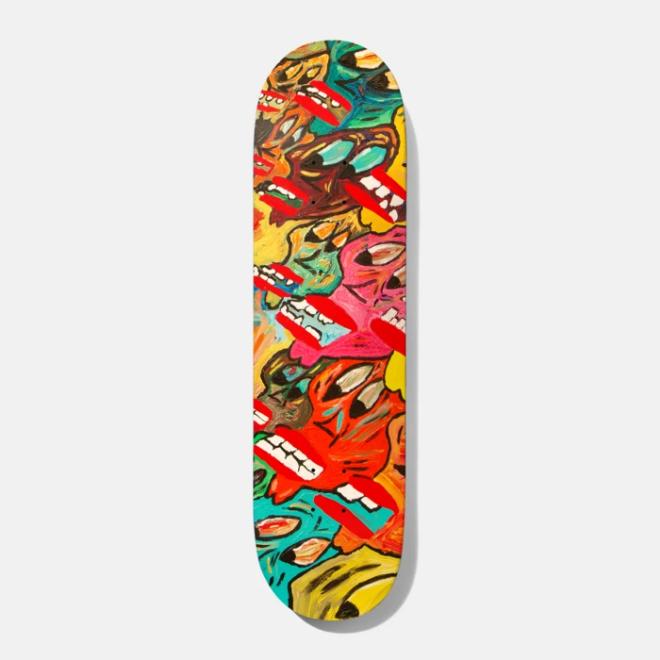 """Baker Skateboards JC Ty Segall 8.5"""""""