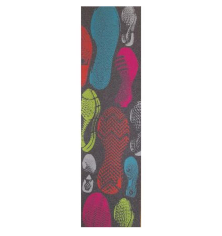 "Jessup Griptape Ultra NBD Shoe Colors Griptape 9"" x 33"""