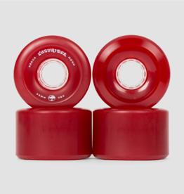 Arbor Mosh Easyrider 78a Vintage Red 65mm