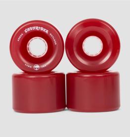 Arbor Outlook Easyrider 78a Vintage Red 69mm