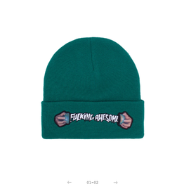 Fucking Awesome World Cup Beanie Kelly