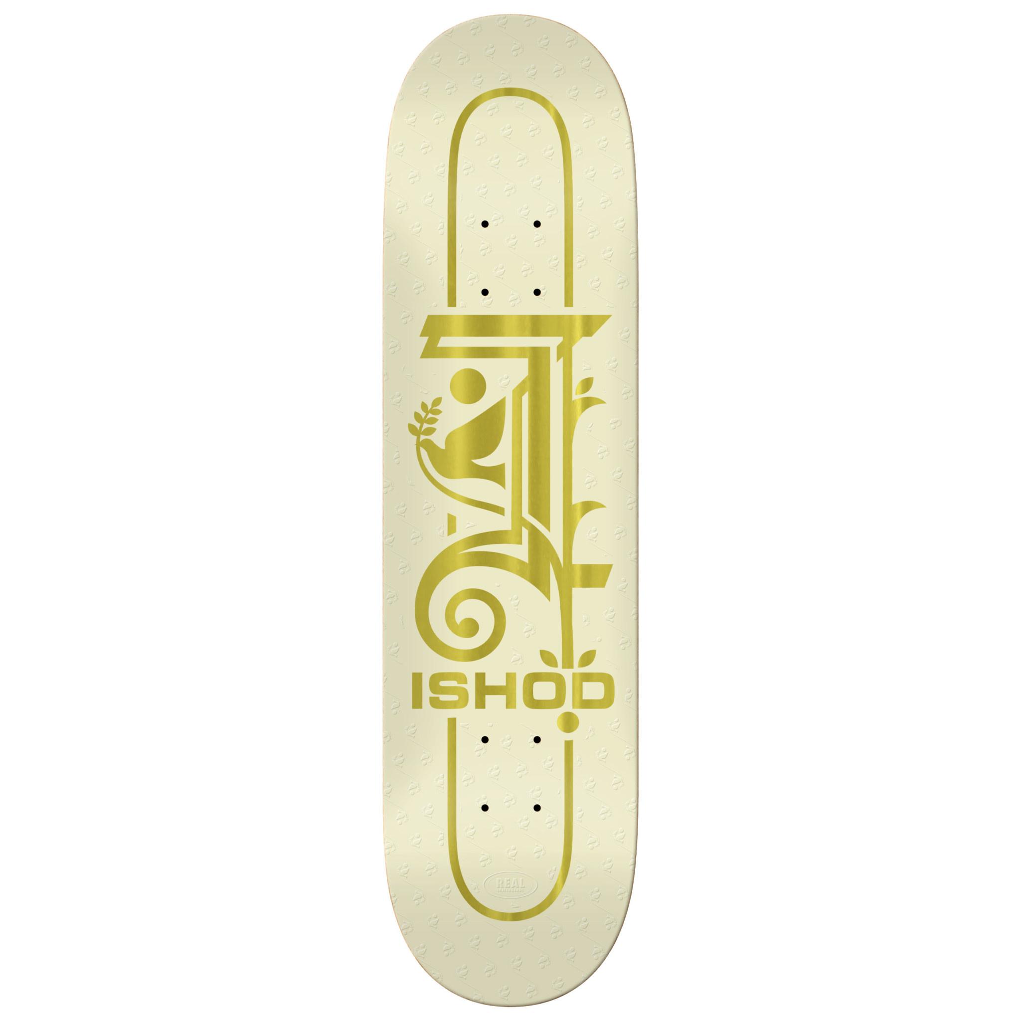 Real Skateboards Ishod Crest 8.25