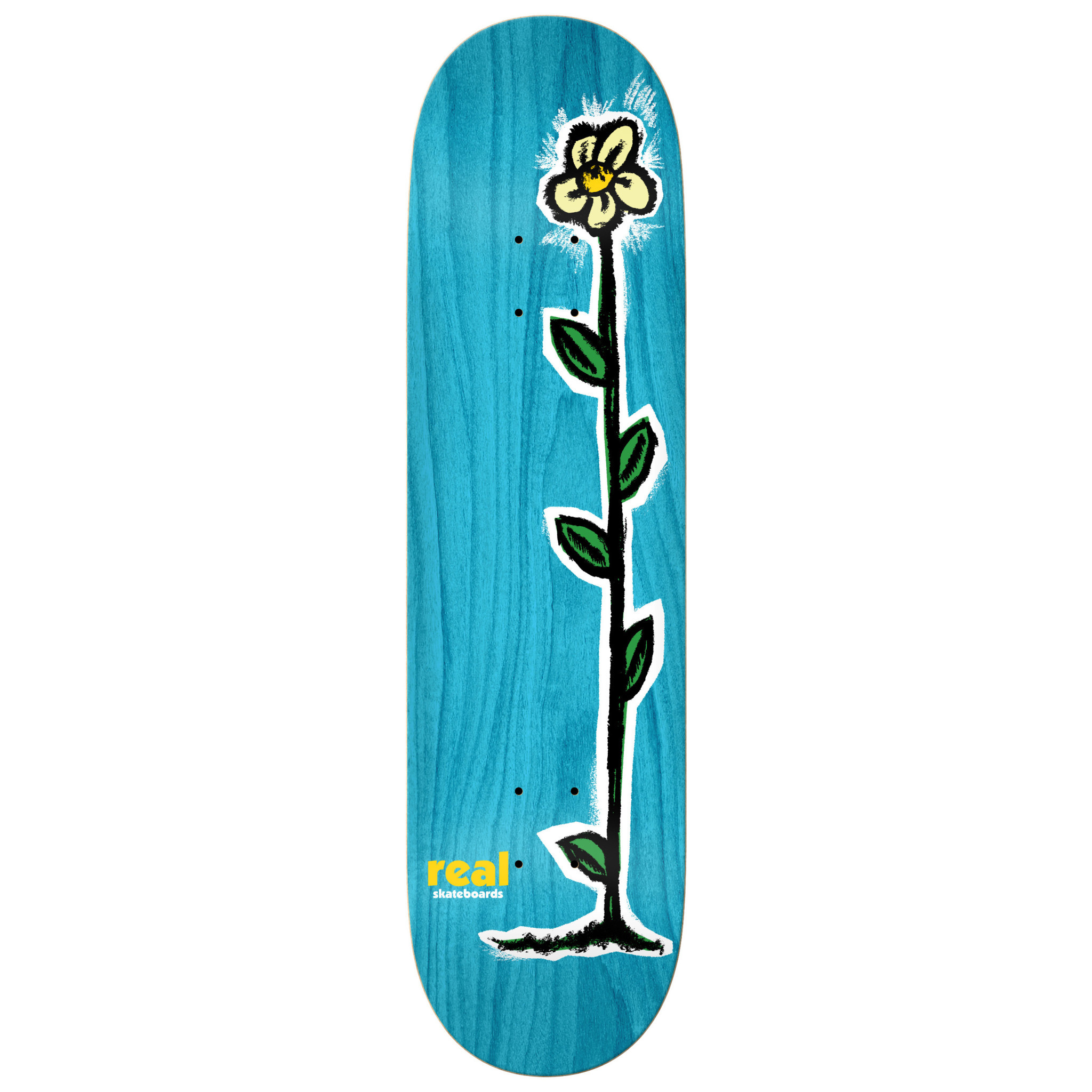 Real Skateboards Team Regrowth 8.5